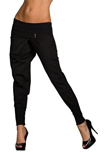 GIOVANI & RICCHI Pump-Hose in Harems-Optik pants in 3 Größen und 3 Farben verfügbar