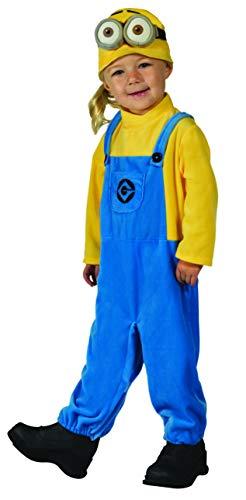 Rubie's Costume Despicable Me 3 Minion Dave Costume, X-Small