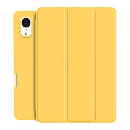 Haihui Funda tipo libro para iPad Air 10.9 2020 (4ª generación), con soporte para bolígrafo, funda suave y flexible, soporte plegable