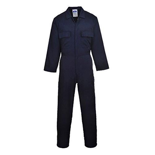 Portwest Overall, Arbeitskleidung für Mechaniker, XXX-Large, navy