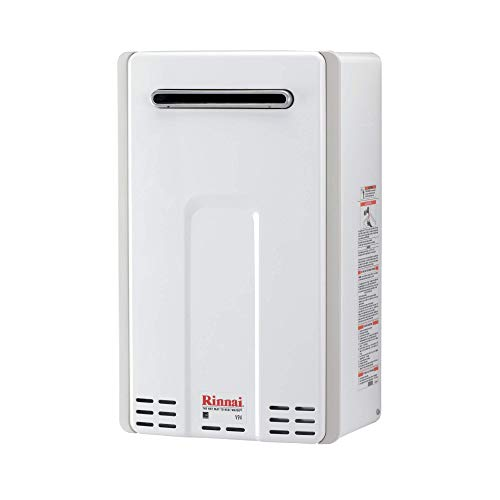 Rinnai V94eN Natural Gas Tankless Hot Water Heater, 9.8 GPM, GPM, V94eN-Natural 9.4 GPM