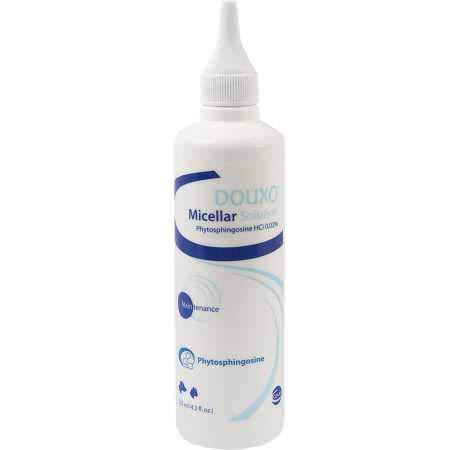 DOUXO Micellar Solution 125 ml (4.2 oz)