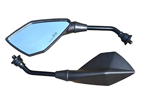 Moto Specchietti 10mm per Streetfighter Adventure Moto Commuter Moto
