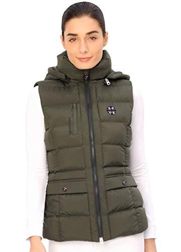Finja Vest - DE (Farbe: Olive; Größe: M)