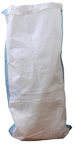 Nespoli N0M7100003 - Saco de escombros con banda lateral azul 75 x 140 cm