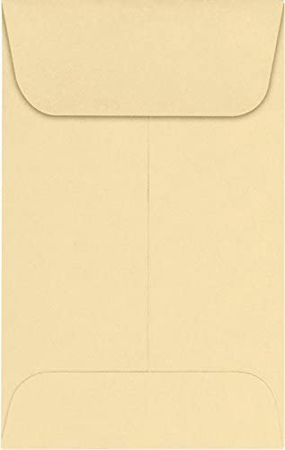 LUXPaper Coin Envelopes Nude 2 1 3 50-Count x Direct stock store discount 4-Inch 2-Inch