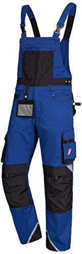Motion Tex Pro FX Pantalón con Peto - Pantalones de Trabajo para Hombre/Mujer