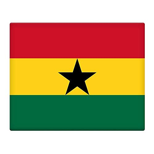 Ghana Vlag 16X12