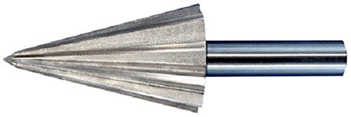 Alfa Tools MR54575 1/4'-1-1/2' Plumber's Premium High-Speed Steel Reamer