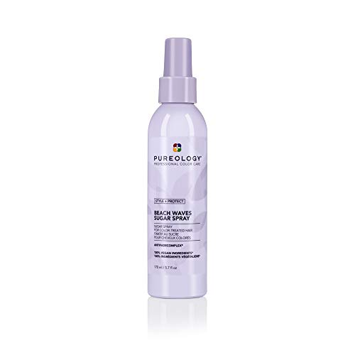 Pureology Style + Protect Beach Waves Sugar Spray | For Color-Treated Hair | Adds Texture To Create...