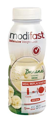 Modifast Drinkmaaltijd Banaan, 236 ml, 1 Units