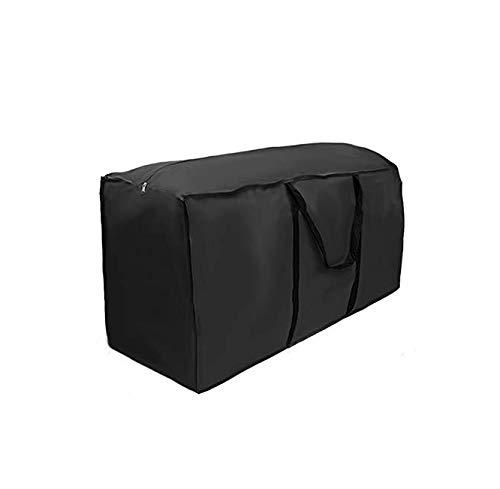 Aufbewahrungstasche und Schutzhülle 210D Oxford Heavy-Duty Belastbare Wasserdicht Aufbewahrungstasche mit Handgriff für Bettzeug Matratzenauflagen Decken Bettdecken Kissen (1 PCS, 173 x 76 x 51cm)