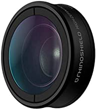2 in 1 Add-On Camera Lens by RhinoShield - Professional Wide Angle + Macro Bayonet-Style Mount Phone Camera Lens