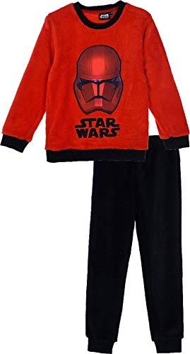 Suncity Pijama coralina Rojo Star Wars...