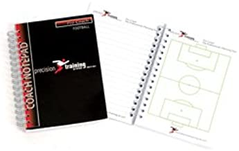 3 X A5 AMERICAN FOOTBALL COACHES NOTEBOOKS  ESSENTIALS TRAINING TACTICS BOOK
