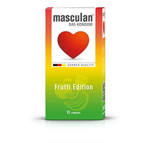Masculan Preservativos edición especial–Pack de 10