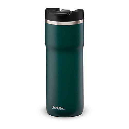 Aladdin Barista Java Thermobecher, Rostfreier Stahl, Basil Green, 0,47 Liter