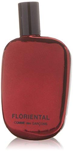 Comme des Garcons Floriental femme/women, Eau de Parfum Vaporisateur, 1er Pack (1 x 50 ml)