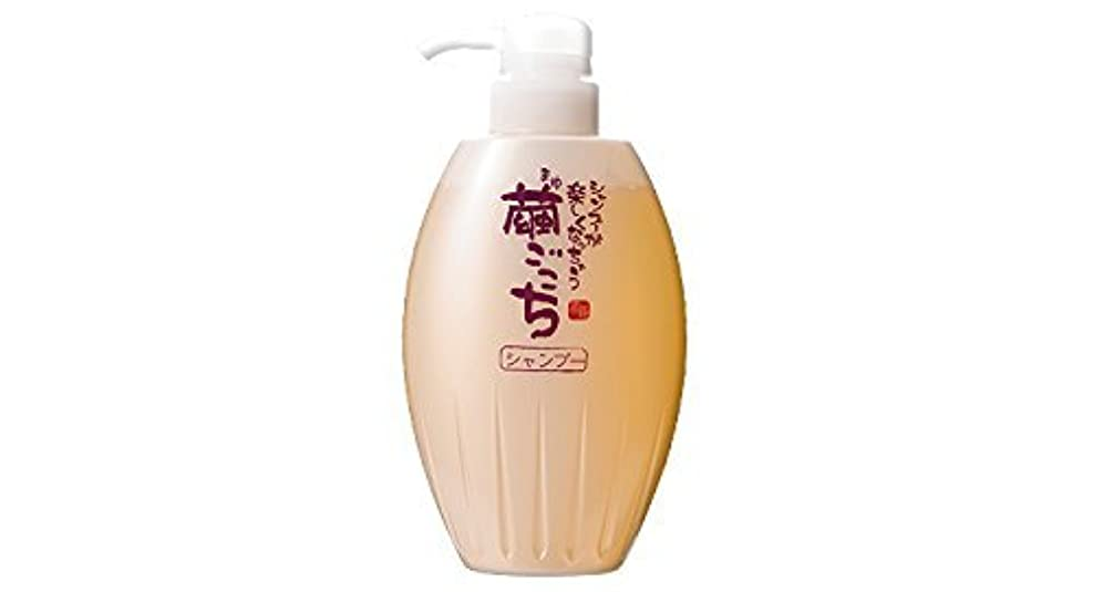 ポーチ競合他社選手概要高陽社 繭ごこちシャンプー(350ml)