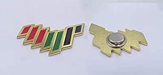 New Emirates Logo 2020 magnetic Badge
