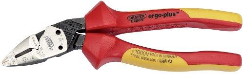 Draper 26482 - Alicates (tamaño: 185mm)