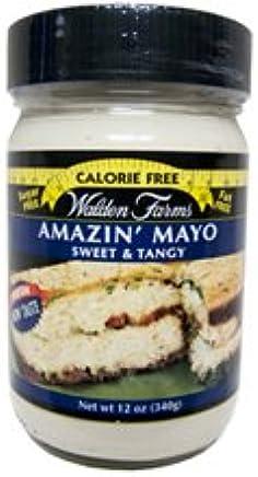 Amazon com : Walden Farms Mayo, Sugar Free, Calorie Free