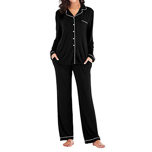 U/A Popular Autumn Winter New Pajamas Modal Home Women's Suit