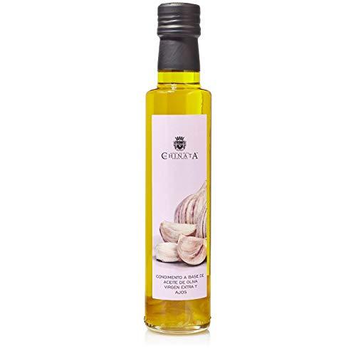 Aceite Oliva Virgen Extra 'Ajos' (250 ml) - La Chinata