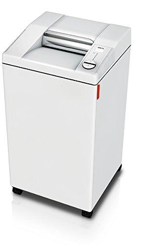 Ideal 2604 CC / 2 x 15 mm Cross shredding Blanco - Triturador de papel (Cross shredding, 26 cm, 100 L, 2 x 15, 80 mm/min, 17 hojas)