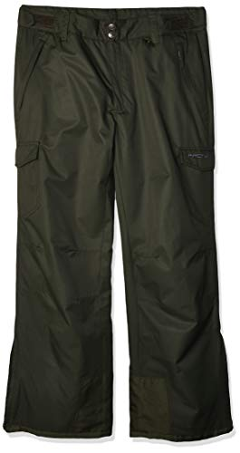 Arctix Men's Snow Sports Cargo Pants, Olive, Small/Regular