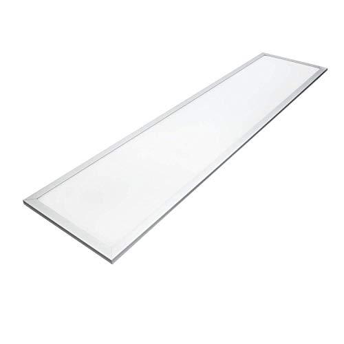 Aigostar - Panel LED rectangular, 40 watios, luz blanca natural 4000k, 3600 lumen, 295x1195x9mm [Clase de eficiencia energética A+]