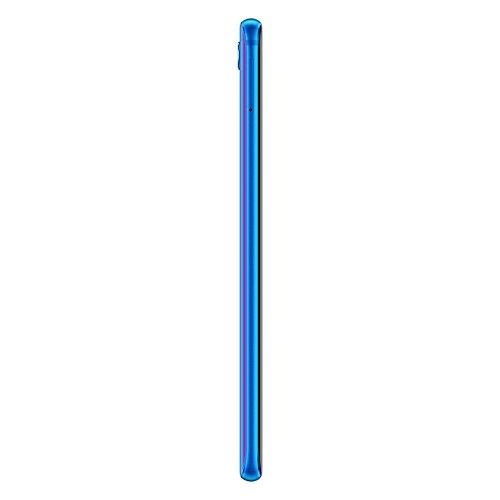 Honor 10 Smartphone Débloqué 4G (5,84 Pouces - 128 Go - 4Go RAM - Nano SIM - Android 8.1) Phantom Blue [Version française]