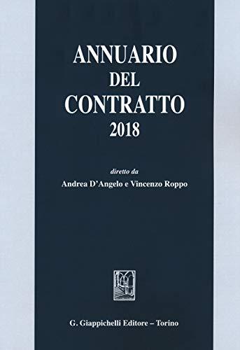 Annuario del contratto 2018