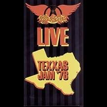 Aerosmith Live Texxas Jam '78
