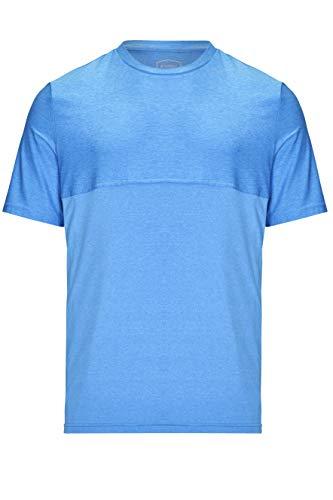 Killtec T-Shirt Fonctionnel Alfred pour Homme. XXL Bleu Azur
