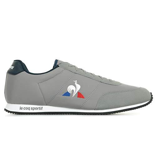 Le Coq Sportif Herren Racerone Sneaker, Titan/Kleid Blau, 42 EU