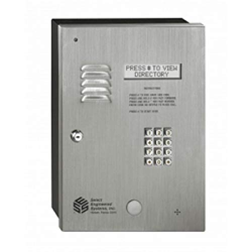 Find Bargain Select Engineered Systems Controlled Access Technology with 2 line LCD Display Director...