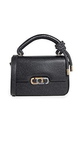 Marc Jacobs Mujeres el bolso de cuero j link Black One Size