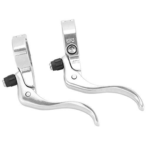 Bremshebel, 1 Paar Leichte Aluminiumlegierung Rennrad Fahrradbremshebel Set 31.8mm Zubehör