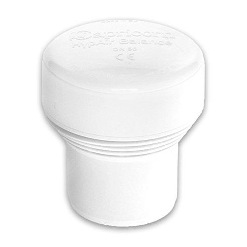 Rohrbelüfter HYPAIR Balance Mini Hab für DN 50mm, Durchfluss 7,6 l/s