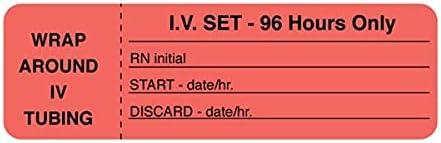 Nev'S CMA Hourly IV Tubing -I.V. Set 15 16