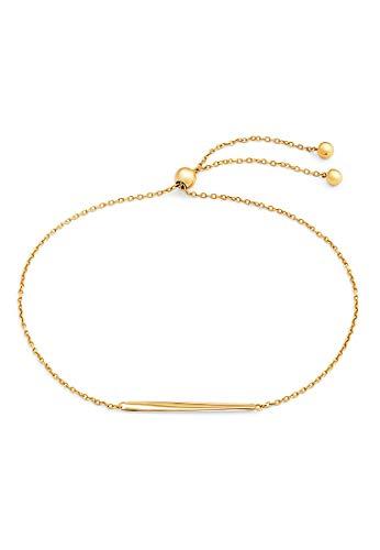 CHRIST Damen-Armband 375er Gelbgold One Size 87749037