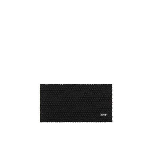 Eisbär Unisex Jamie Stirnband, schwarz, Einheitsgröße