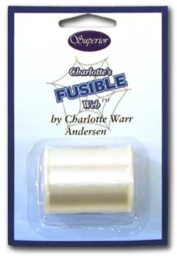 Superior Threads 12301 Charlottes Fusible Web Thread, 115 yd