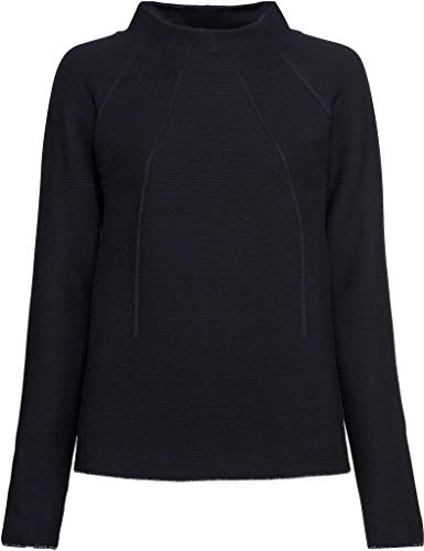 MONARI Damen Pullover dunkelblau 44 (XXL)