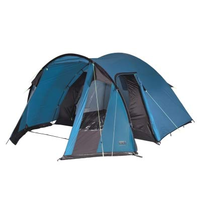 High Peak Lightweight Minilite Unisex Outdoor Frame Tent available in Blue//gr...