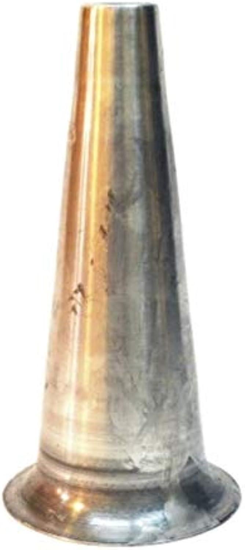 Precio al por mayor y calidad confiable. Campana Campana Campana de metal aluminio 250mm alto x 125mm diámetro - Accesorios para lámparas  los últimos modelos