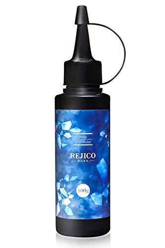 REJICO UV-LED対応 レジン液 100g 大容量 ハードタイプ レジコ 日本製