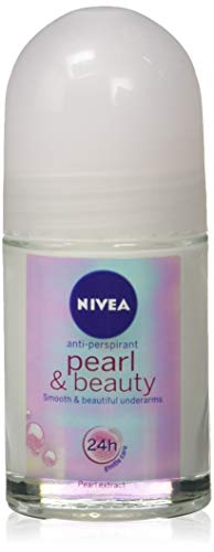 NIVEA Pearl And Beauty Deodorant Roll-On, 25ml
