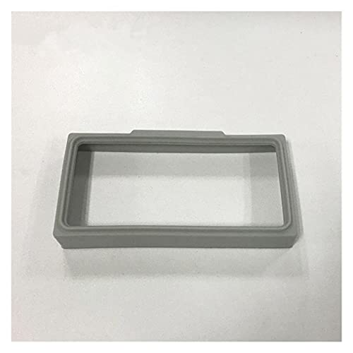 ZRNG 1pcs Filter Frame Fit para Proscenic Kaka Series 780T / 790T / Alpaca Plus Filtro DE Filtro Piezas de aspiradora La instalación es Simple y fácil de Usar.